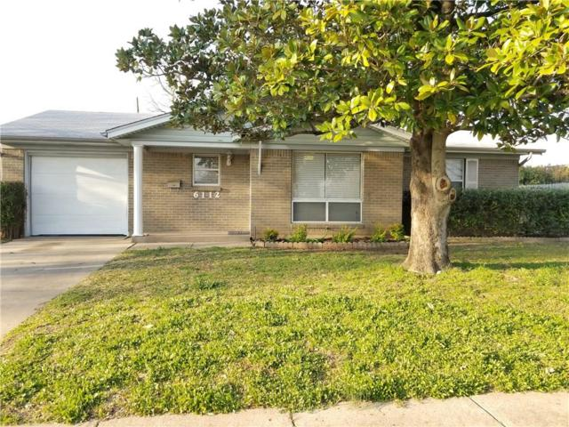 6112 Shadydell Drive, Fort Worth, TX 76135 (MLS #14046989) :: The Heyl Group at Keller Williams