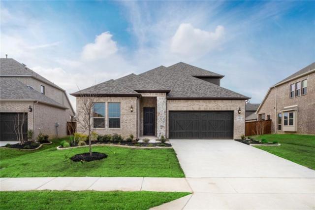 1444 Benavites Drive, Little Elm, TX 75068 (MLS #14047009) :: The Good Home Team