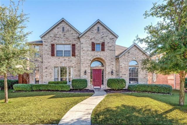 2481 April Sound Lane, Frisco, TX 75033 (MLS #14047021) :: Real Estate By Design