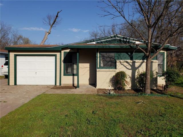 2317 Farrell Lane, Fort Worth, TX 76112 (MLS #14047080) :: The Heyl Group at Keller Williams