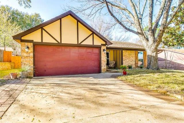 2125 Sierra Drive, Grapevine, TX 76051 (MLS #14047106) :: Baldree Home Team
