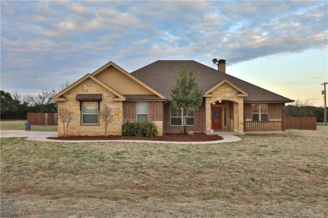 202 Stardust Trail, Tuscola, TX 79562 (MLS #14047109) :: RE/MAX Town & Country