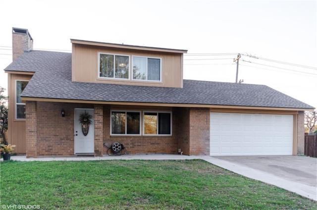 3727 Twin Oaks Court, Flower Mound, TX 75028 (MLS #14047163) :: Real Estate By Design