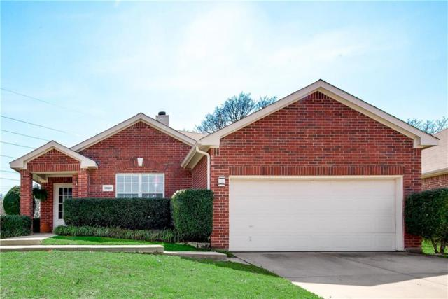 8020 Montecito Drive, Denton, TX 76210 (MLS #14047164) :: Baldree Home Team