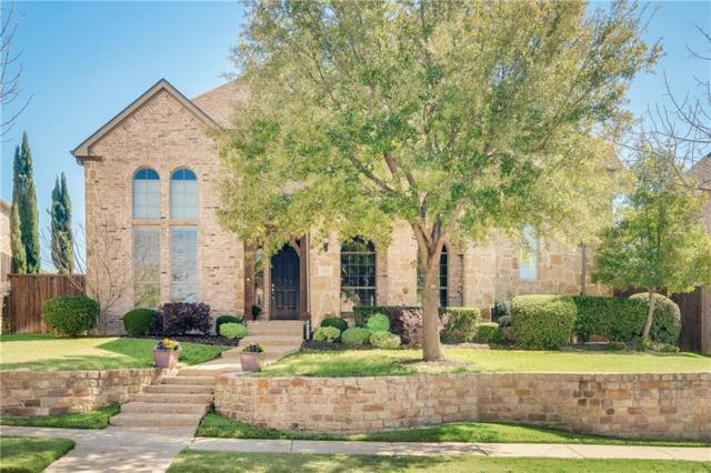 1105 Damsel Caroline Drive, Lewisville, TX 75056 (MLS #14047195) :: The Heyl Group at Keller Williams