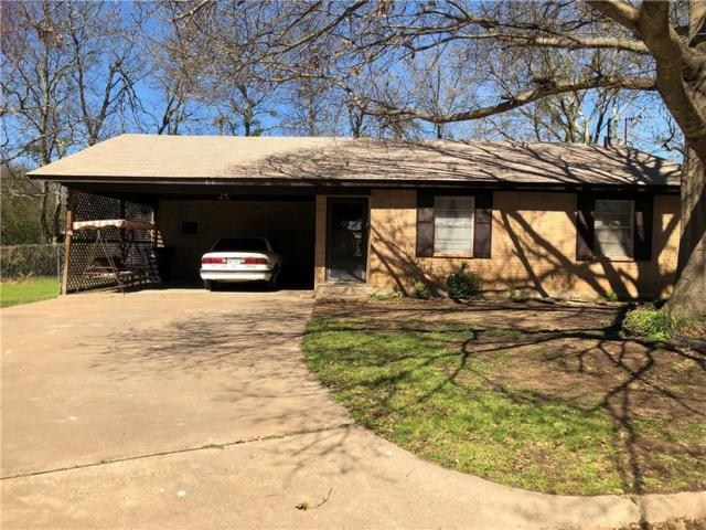 816 W Smith Street, Cleburne, TX 76033 (MLS #14047248) :: The Sarah Padgett Team