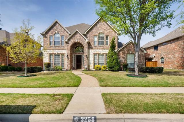 3258 Blue Oak Drive, Frisco, TX 75033 (MLS #14047269) :: The Heyl Group at Keller Williams