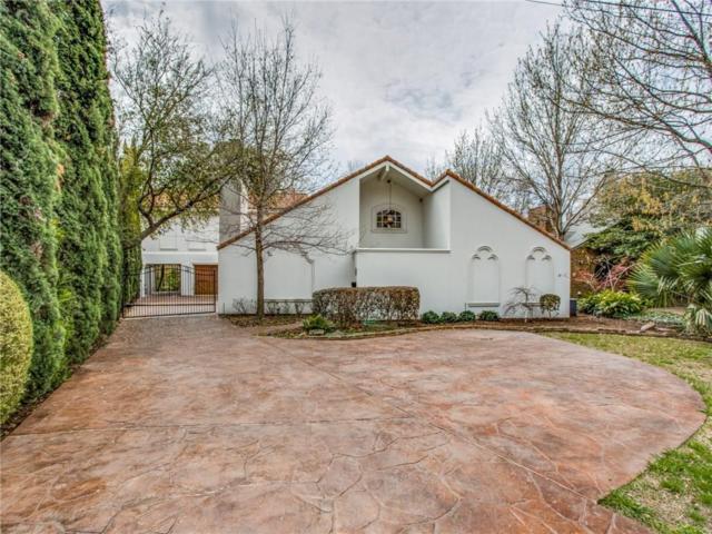6516 Bob O Link Drive, Dallas, TX 75214 (MLS #14047283) :: Robbins Real Estate Group