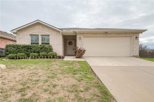 2205 Maplecrest Drive, Little Elm, TX 75068 (MLS #14047288) :: Real Estate By Design
