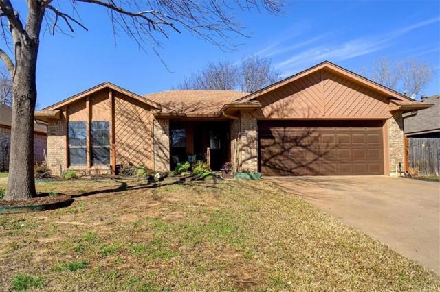 1417 Brandywine Circle, Denton, TX 76209 (MLS #14047306) :: Baldree Home Team