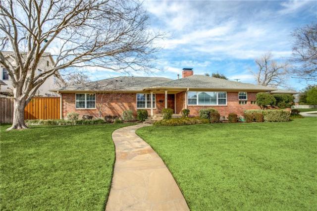 5565 Preston Haven Drive, Dallas, TX 75230 (MLS #14047318) :: The Mitchell Group