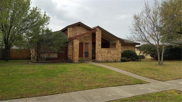702 Brittany Drive, Mesquite, TX 75150 (MLS #14047320) :: Frankie Arthur Real Estate