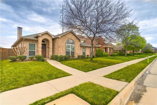 912 Brose Drive, Lewisville, TX 75067 (MLS #14047335) :: Baldree Home Team