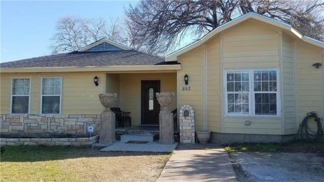 852 Crockett Street, Garland, TX 75040 (MLS #14047344) :: Magnolia Realty