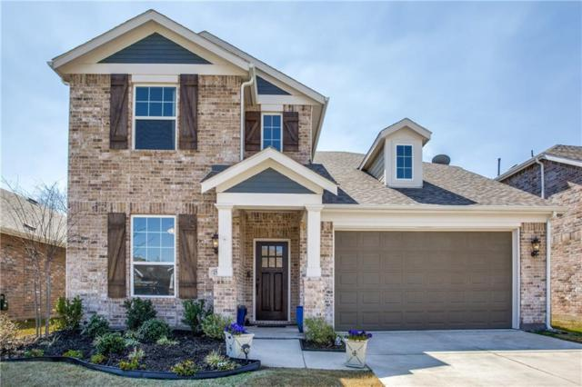 1708 Ridge Creek Lane, Aubrey, TX 76227 (MLS #14047365) :: The Good Home Team