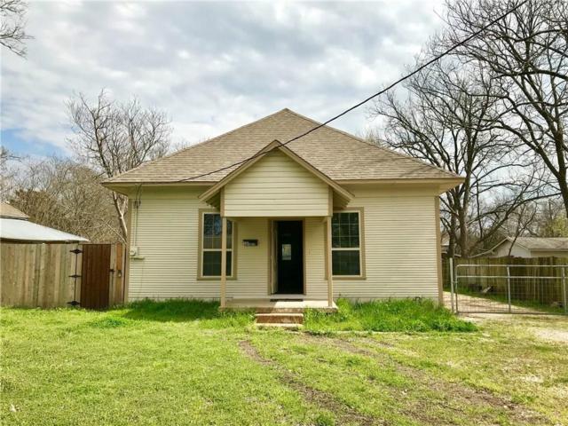 304 Dunn Street, Waxahachie, TX 75165 (MLS #14047375) :: The Sarah Padgett Team