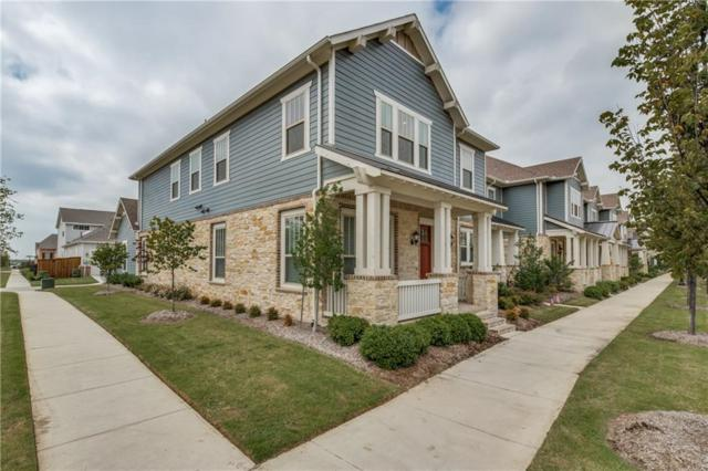 8209 Canal Street, Frisco, TX 75034 (MLS #14047381) :: Baldree Home Team