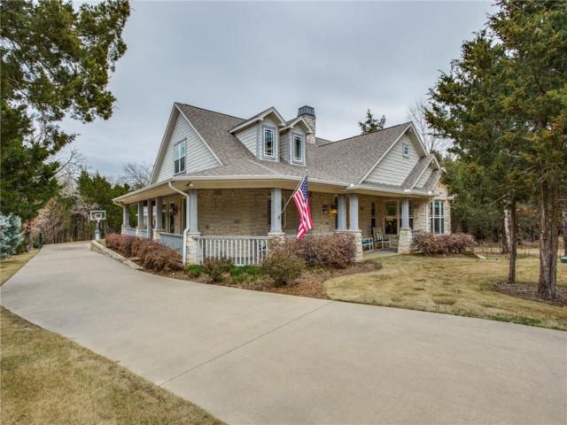 136 Barrington Circle, Gordonville, TX 76245 (MLS #14047393) :: Baldree Home Team