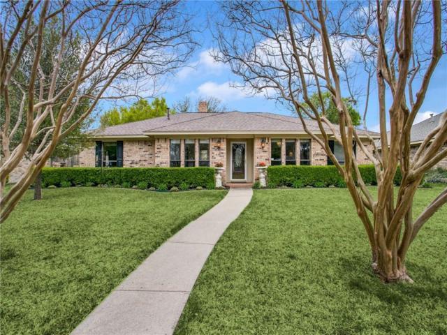 1200 Serenade Lane, Richardson, TX 75081 (MLS #14047407) :: RE/MAX Town & Country