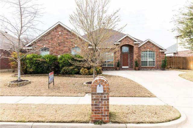 214 Brookdale Drive, Midlothian, TX 76065 (MLS #14047433) :: RE/MAX Town & Country