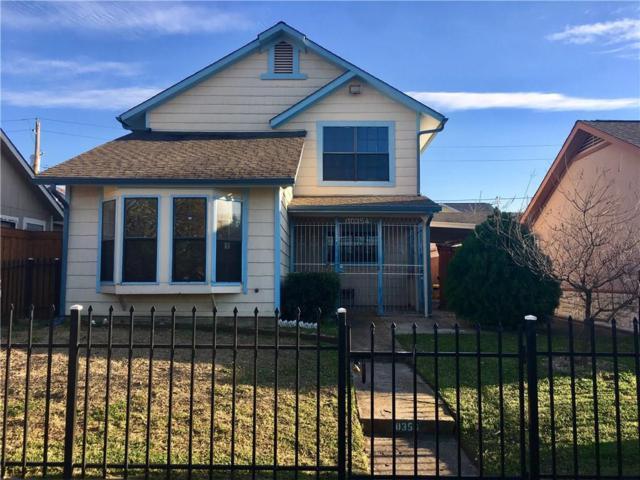 10354 Brockton Drive, Dallas, TX 75217 (MLS #14047438) :: Robbins Real Estate Group