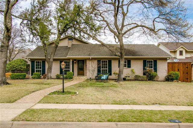 322 Ridge Crest Drive, Richardson, TX 75080 (MLS #14047457) :: RE/MAX Town & Country