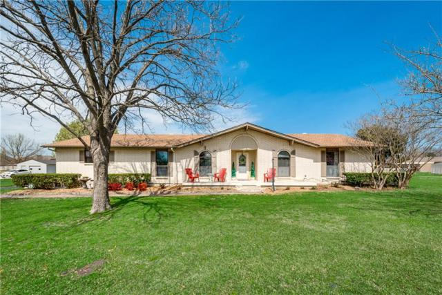 224 Colonial Drive, Wylie, TX 75098 (MLS #14047510) :: RE/MAX Town & Country
