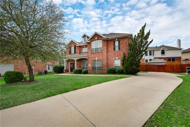 4571 Durrand Drive, Grand Prairie, TX 75052 (MLS #14047564) :: Real Estate By Design