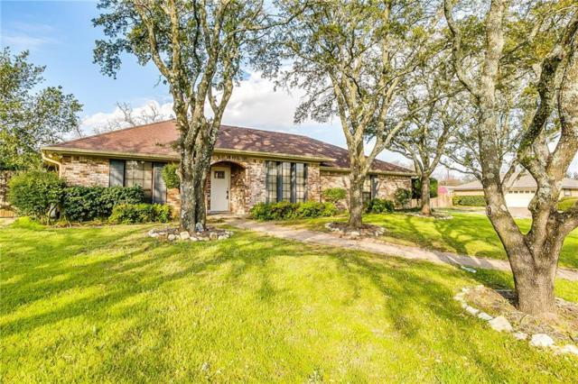 1008 Hyde Park Boulevard, Cleburne, TX 76033 (MLS #14047567) :: The Sarah Padgett Team