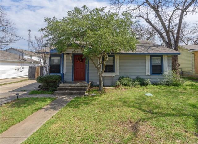 2710 Bolivar Street, Denton, TX 76201 (MLS #14047581) :: Baldree Home Team