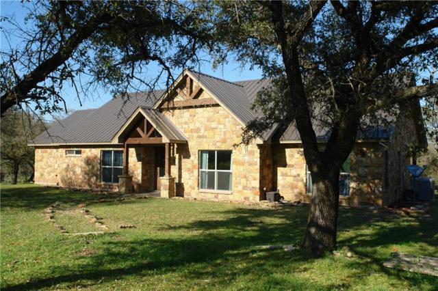 220 N Cr 505, Goldthwaite, TX 76844 (MLS #14047596) :: The Heyl Group at Keller Williams
