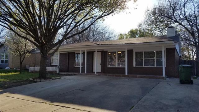 1508 Browning Drive, Arlington, TX 76010 (MLS #14047610) :: The Sarah Padgett Team
