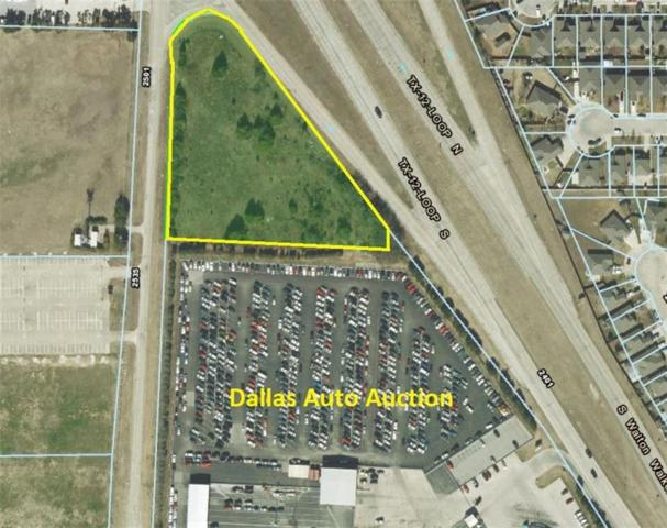 2400 S Ledbetter Drive, Dallas, TX 75236 (MLS #14047636) :: All Cities USA Realty