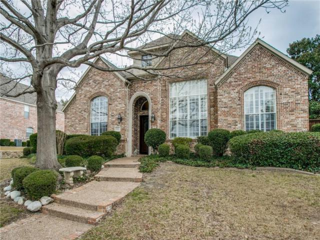 5824 Lennox Hill Drive, Plano, TX 75093 (MLS #14047652) :: Real Estate By Design