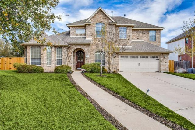 404 Hill Crest Court, Hurst, TX 76053 (MLS #14047665) :: The Mitchell Group