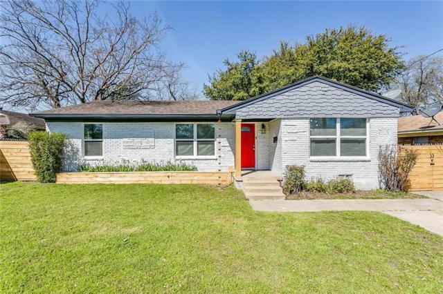 9911 Ferguson Road, Dallas, TX 75228 (MLS #14047740) :: The Good Home Team