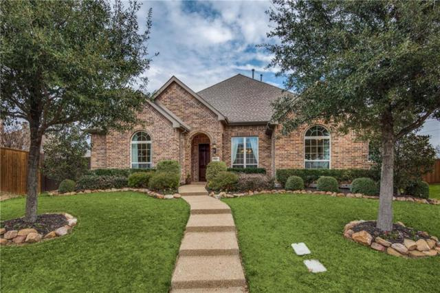 5998 Haverhill Lane, Frisco, TX 75033 (MLS #14047742) :: Real Estate By Design