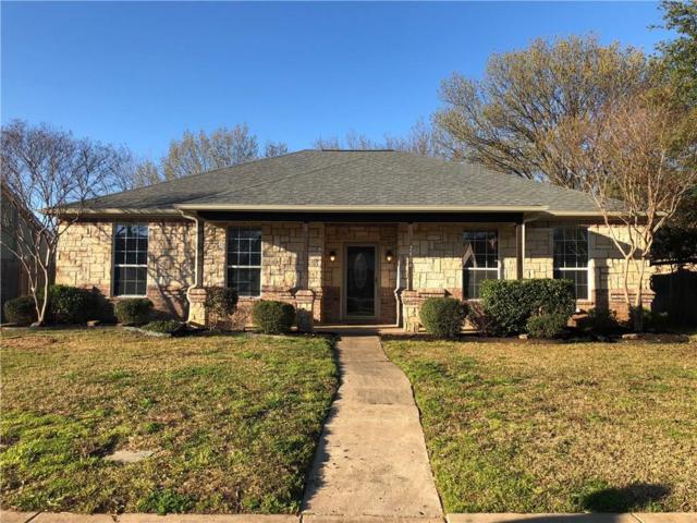 2804 Dickens Lane, Flower Mound, TX 75028 (MLS #14047772) :: Real Estate By Design