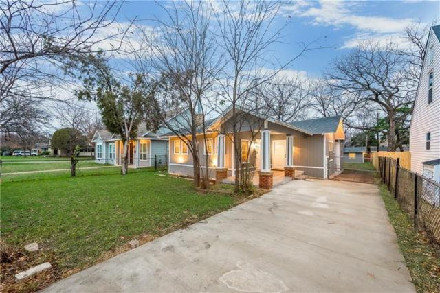 606 Hollywood Avenue, Dallas, TX 75208 (MLS #14047775) :: RE/MAX Town & Country