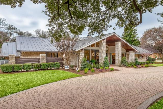 6538 Dartbrook Drive, Dallas, TX 75254 (MLS #14047789) :: Hargrove Realty Group