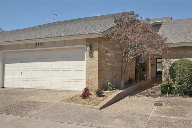 3728 Hulen Park Drive, Fort Worth, TX 76109 (MLS #14047818) :: The Mitchell Group