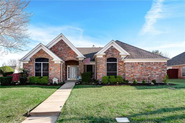 1402 Summertime Trail, Lewisville, TX 75067 (MLS #14047838) :: Real Estate By Design