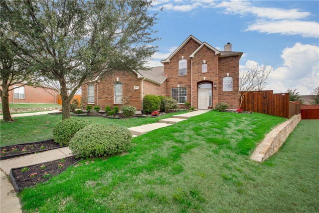 1021 Chapala Court, Prosper, TX 75078 (MLS #14047857) :: Real Estate By Design