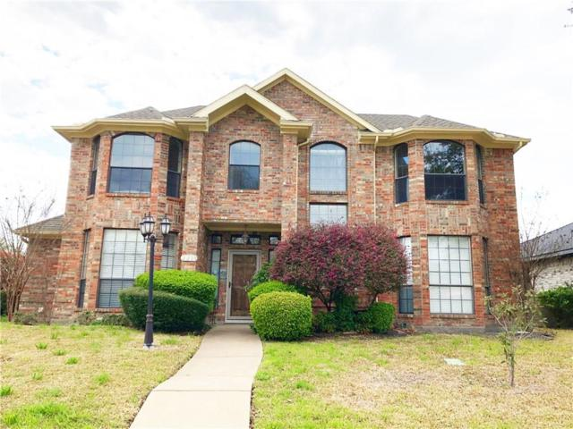 2209 Bent Brook Drive, Mesquite, TX 75181 (MLS #14047872) :: Real Estate By Design