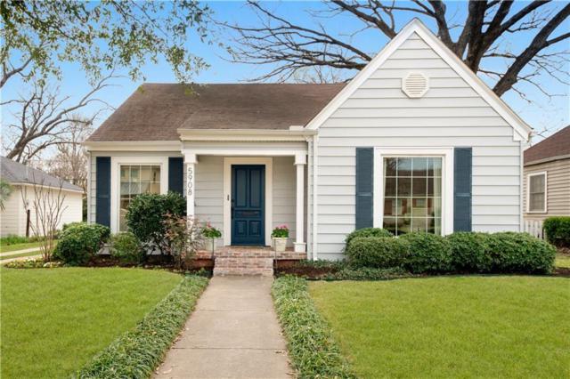 5908 Ellsworth Avenue, Dallas, TX 75206 (MLS #14047875) :: HergGroup Dallas-Fort Worth