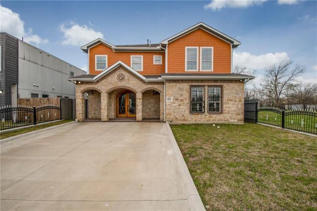 3324 Pueblo Street, Dallas, TX 75212 (MLS #14047892) :: Century 21 Judge Fite Company