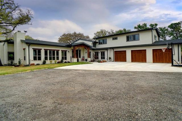 5355 Country Club Road, Argyle, TX 76226 (MLS #14047907) :: The Real Estate Station