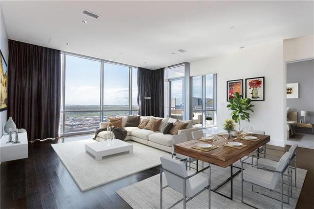 2200 Victory Avenue #2206, Dallas, TX 75219 (MLS #14047909) :: Van Poole Properties Group