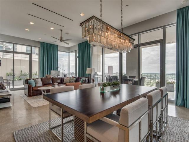 1717 Arts Plaza #1810, Dallas, TX 75201 (MLS #14047923) :: HergGroup Dallas-Fort Worth