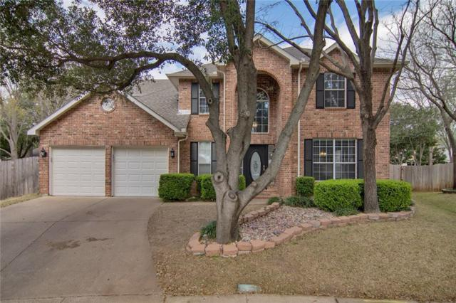 5105 Los Padres Court, Fort Worth, TX 76137 (MLS #14047927) :: The Heyl Group at Keller Williams